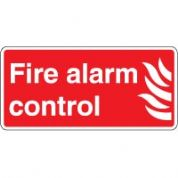 Fire Safety Sign - Fire Alarm Control 036